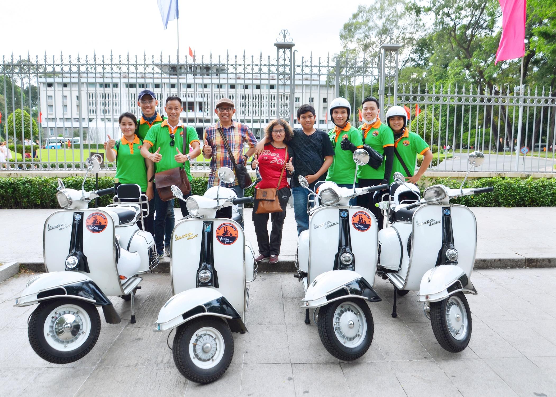 tour durch vietnam